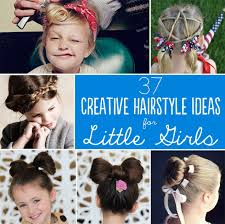 cute hairstyles for 37 year olds 37 creative hairstyle ideas for little girls