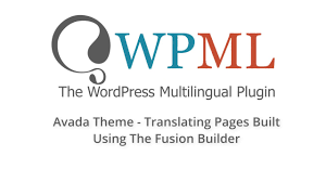 Bulidwith using wpml to translate pages built with fusion builder avada