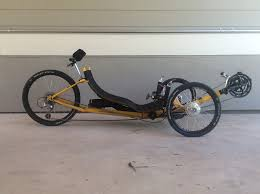 Recliner Bicycle by Greenspeed Aero Meets The Finer Recliner Bentrider Forums