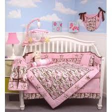 Camo Nursery Bedding Soho Designs Pink Camo Baby Crib Nursery Bedding Set 14 Pcs