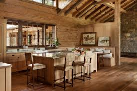 kitchen style amazing urban rustic kitchen design with wooden