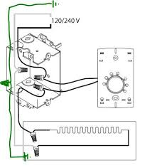 what is the proper way to run the ground wire to a ct410b non