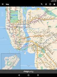 mta map subway york subway mta map and routes of nyc subway android apps