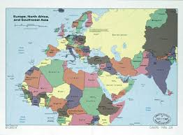 Political Map Of Greece by Old Maps Of Europe Detailed Old Political Physical Relief