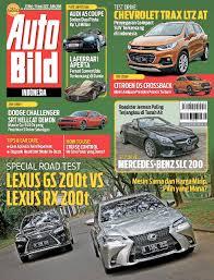 harga sedan lexus termahal auto bild magazine ed 368 may 2017 scoop