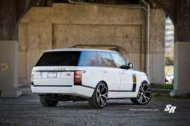 range rover modified all the right ingredients