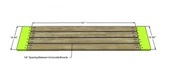 Plans For Outdoor Picnic Table by Free Diy Furniture Plans To Build A Potterybarn Inspired