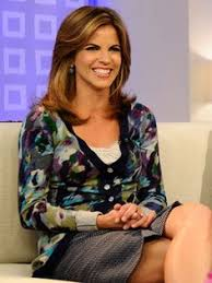 how does natalie morales style her hair natalie morales photos photos milly by michelle smith backstage