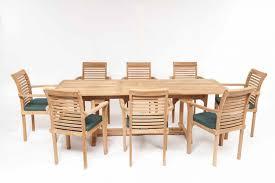 Garden Sofa Dining Set Dinning Teak Outdoor Table Teak Dining Chairs Teak Dining Room