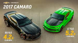 0 60 camaro ss 2017 camaro zl1 and 1le get used to our taillights