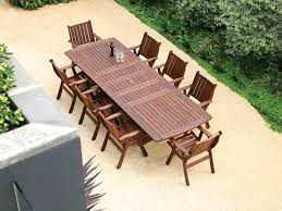 Jensen Ipe Wood Outdoor Patio Furniture - Ipe outdoor furniture