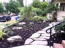 boulders u0026 rock in the garden precision landscape services