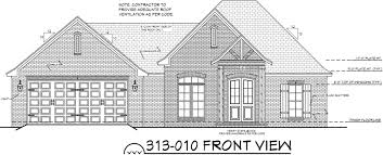 Contractor House Plans Sandstone Village House Plans Flanagan Construction