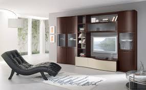 Modern Wall Unit by Spar Day Collections