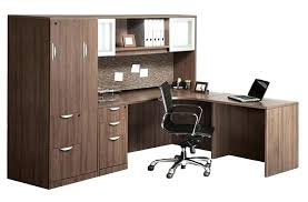 l shaped desk with hutch enlarge zoom l shaped desk hutch home