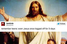 Fuck Off Jesus Memes - 24 hilarious tweets about jesus that ll make you laugh every time