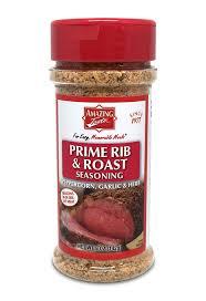 prime rib u0026 roast seasoning shaker amazing taste amazing taste