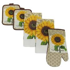 Sunflower Canisters For Kitchen Kitchen Decorations Decorating Ideas Kitchen Design
