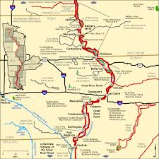 road map of iowa usa great river road great river road in iowa america s byways