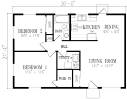 120 sq ft ranch style house plan 2 beds 1 00 baths 864 sq ft plan 1 120