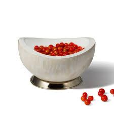 ladorada almendro bowl unique tabletop art handmade in colombia