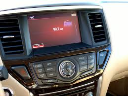nissan pathfinder 2015 interior 2015 nissan pathfinder 4x4 interior infotainment cr2 the truth