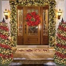 Outdoor Christmas Decoration Ideas Martha Stewart by 50 Amazing Outdoor Christmas Decorations Digsdigs Wreaths