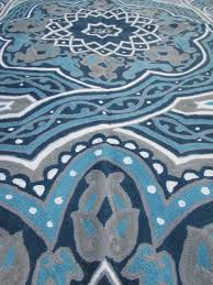 Great Area Rugs Beautiful Mandala Rug Strong Turquoise Area Rug As Well Royal