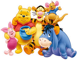 transparent winnie the pooh and friends gallery yopriceville