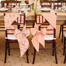 chair ties wedding chairs easy and pretty chair ties 2052236 weddbook