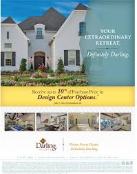 darling homes u0027 design center promotion cypress creek lakes