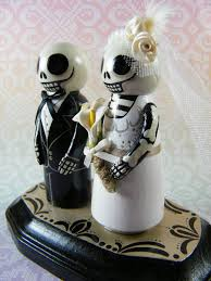skeleton wedding cake topper cake toppers images free printing pictures statue