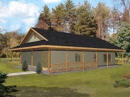 Handicap Accessible Home Plans Saddlehorn Peak Ranch Home Plan 088d 0351 House Plans And More