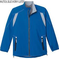 Blue Ash Color by Ash City North End Men U0027s Lightweight Color Block Jacket 88155