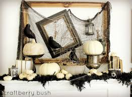 diy fall mantel decor ideas to inspire landeelu com 20 spooktacular halloween mantels eighteen25