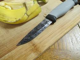 carbon steel cool but don understand banana gunk carbon steel cool but don understand banana gunk byproduct smoothie production turns black within seconds contact with blade
