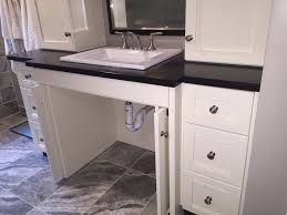 fairmont designs shaker 36 wall mount ada vanity dark fairmont