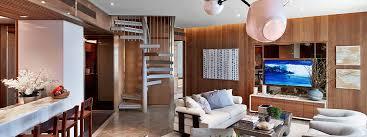 Penthouse Interior Waikiki Hotels With Kitchens Trump Hotel Waikiki Waikiki