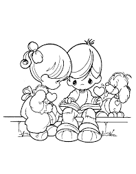 precious moments coloring pages print free coloring