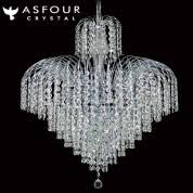 Asfour Crystal Chandelier L2 11078 Hilight 6000 25 12 Arm Asfour Crystal Chandelier 64cm