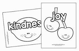 shining fruit spirit coloring book books booklets mini