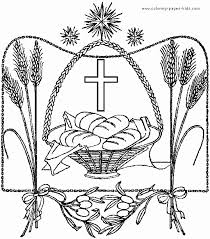 easter coloring pages religious easter bread color page religious easter color page coloring