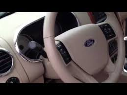 2007 Ford Explorer Interior 2007 Ford Explorer Interior Youtube