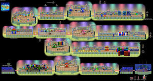 Paper Mario World Map by Paper Mario Dry Dry Outpost Map Utililab Searchguardian