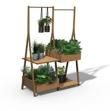 planters amusing balcony hanging planter deck rail planter