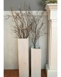 two farmhouse deals on white wooden vases reclaimed wood distressed wood floor