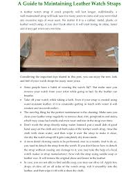 Tips To Last Longer In Bed Aguidetomaintainingleatherwatchstraps 140324052827 Phpapp01 Thumbnail 4 Jpg Cb U003d1395638927
