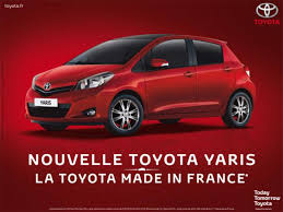 where is toyota made toyota yaris yaris made in 3 print ad by saatchi