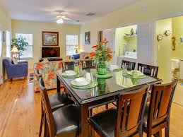 The Morgan Dining Room Rookery Cottage At Ft Morgan Cottage Gulf Highlands Al Booking Com
