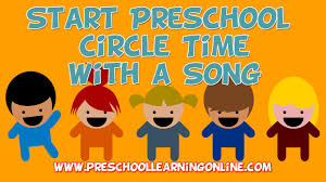 Pre K Classroom Floor Plan Pre K Circle Time How To Start Circle Time With A Song Youtube